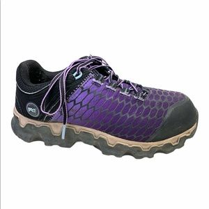 Timberland pro power train sport work shoes wide